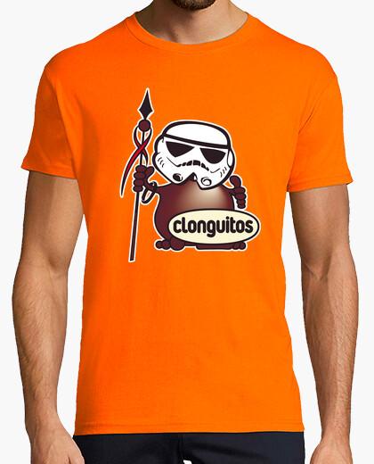 T-shirt clonguitos
