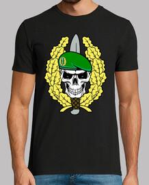 t-shirt coe teschio mod.1