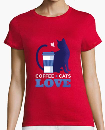 Tee-shirt t-shirt coffee chats