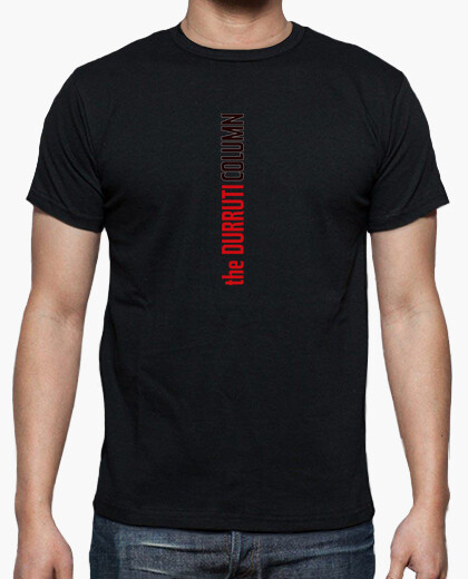 T-shirt colonna durruti