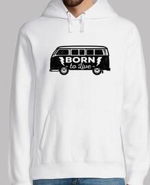 t-shirt combi volkswagen retro