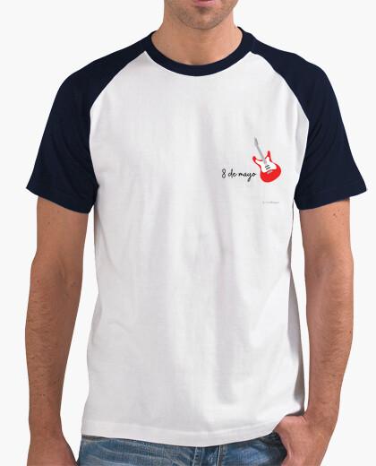 T-shirt con data speciale, manica corta