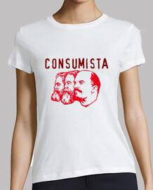 t-shirt consumerist