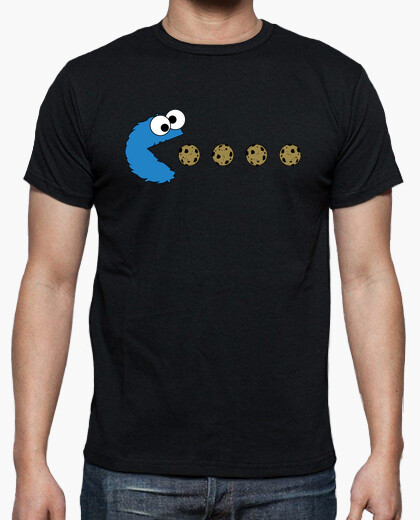 T-shirt cookie mostro