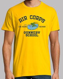 t-shirt corps air école d'artillerie 2