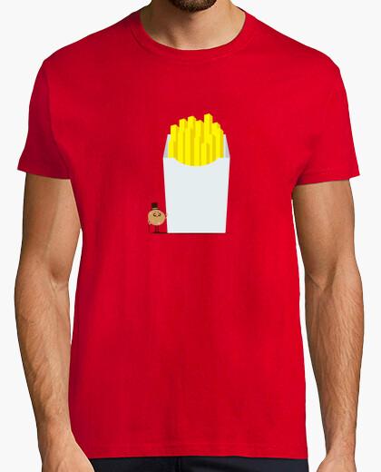 T-shirt costruzione