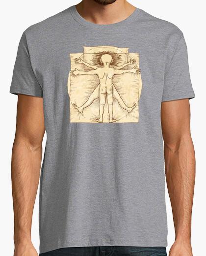 T-shirt cover vitruviana
