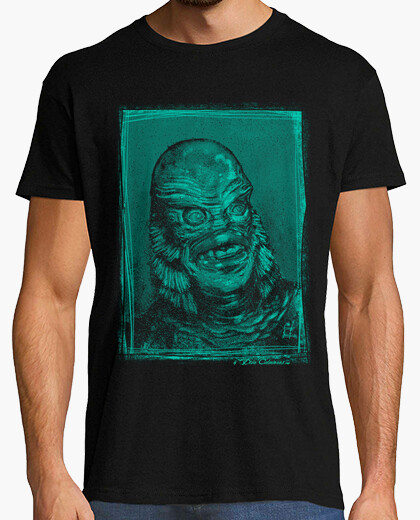 T-shirt Creature from the Black Lagoon