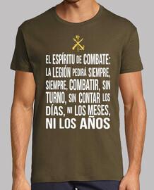 t-shirt creed mod.7 legionario