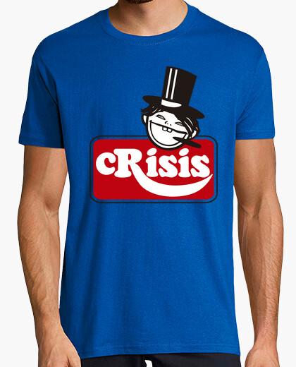 T-shirt crisi