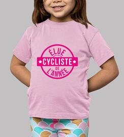 T-shirt Cyclisme - un Vélo - un Cycliste - BMX