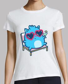 t-shirt d'été à manches courtes (différentes couleurs et modèles))