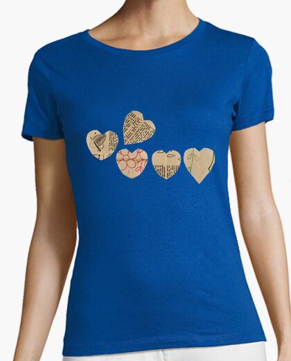 T-shirt da donna amore mod iii