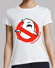t-shirt da donna il fantasma di em