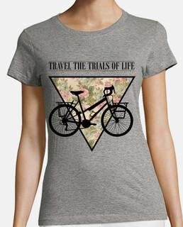 t-shirt da donna stamkid strade