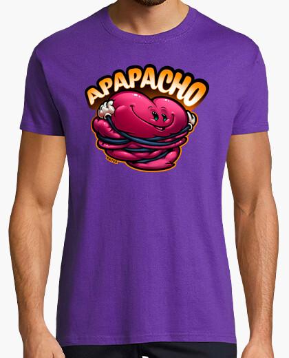 T-shirt da uomo apapacho
