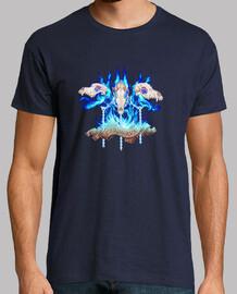 t-shirt da uomo cerberus t-shirt da uomo