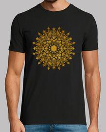 t-shirt da uomo corona regina