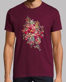 t-shirt da uomo eterna primavera t-shirt da uomo