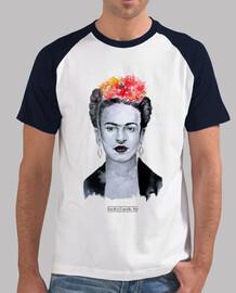 t-shirt da uomo frida kahlo