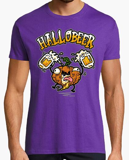 T-shirt da uomo hallobeer v2