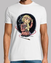 t-shirt da uomo luna lovegood