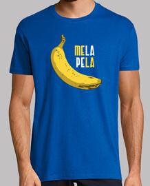 t-shirt da uomo mela pela