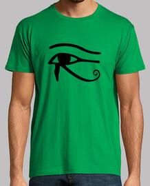 t-shirt da uomo occhio di horus