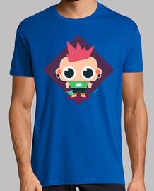 t-shirt da uomo ribelle t-shirt da uomo (vari modelli e colori)