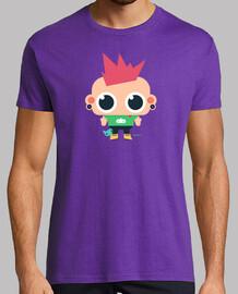 t-shirt da uomo ribelle (vari colori e modelli)