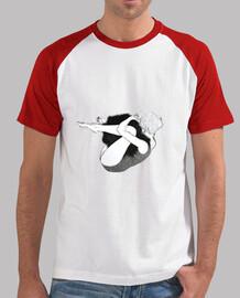 t-shirt da uomo universo
