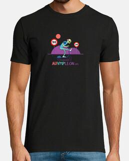 t-shirt da uomo zombie