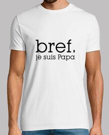 t-shirt dad - festa del papà