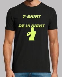 T-shirt de la night