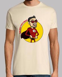 t-shirt de super salseo