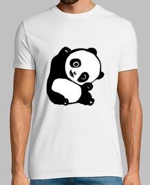 t-shirt del panda