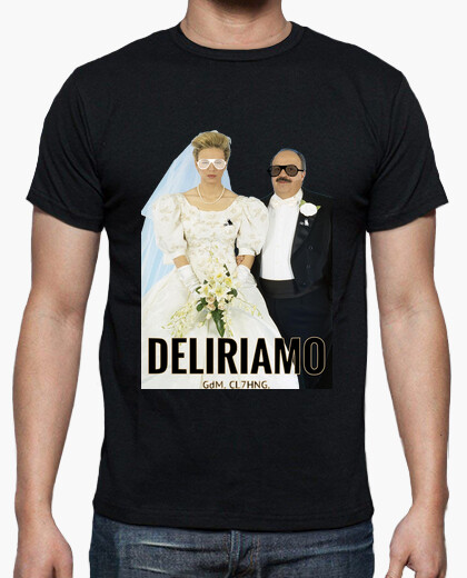T-shirt DELIRIAMO CLOTHING (GdM111)