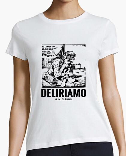 T-shirt DELIRIAMO CLOTHING (GdM120)