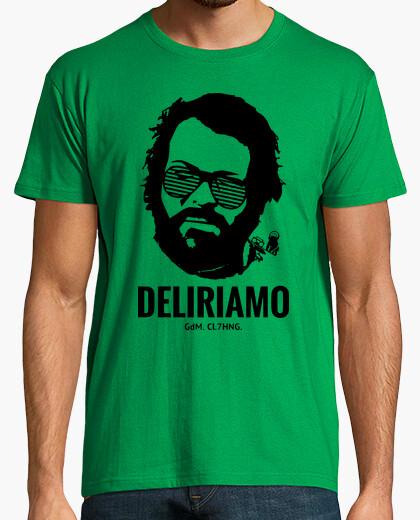 T-shirt DELIRIAMO CLOTHING (GdM24)