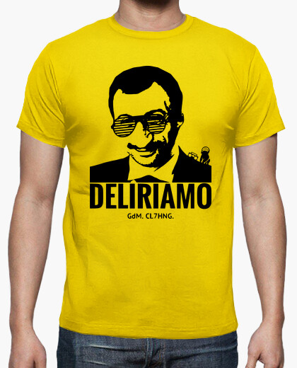 T-shirt DELIRIAMO CLOTHING (GdM27)