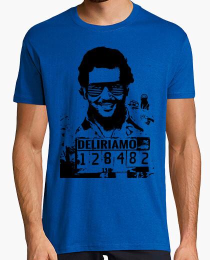 T-shirt DELIRIAMO CLOTHING (GdM59)
