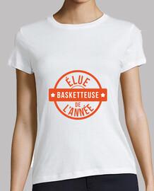 t-shirt di pallacanestro
