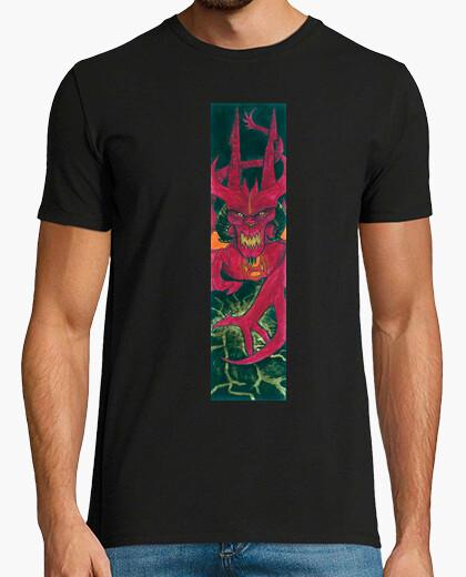 T-shirt diavolo