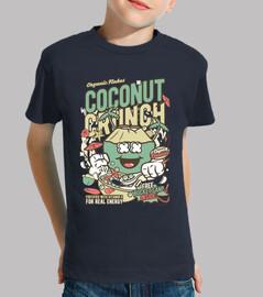 t-shirt divertente - cartoni animati t-shirt divertente di cocco cartoni animati di cereali