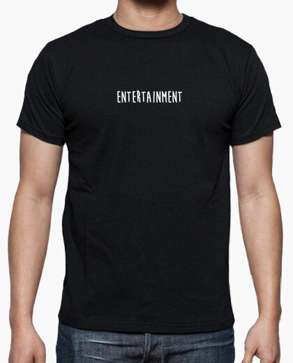 T-shirt divertimento bianco