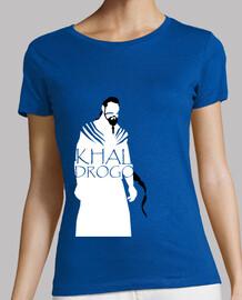 t-shirt donna - khal drogo