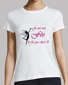 t-shirt donna - sono una fata