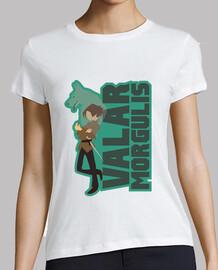 t-shirt donna - valar morgulis