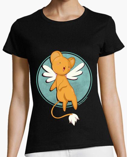 T-shirt donna carta kero captor sakura