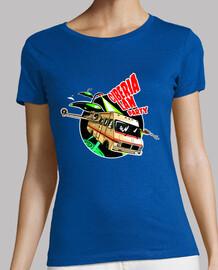 t-shirt donna clp2016